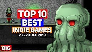 Top 10 BEST Indie Game Releases: 23 - 29 Dec 2019 (Upcoming Indie Games) | Regions of Ruin & more!