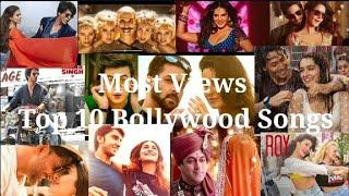 Most view bollywood Songs | Top 10 Bollywood Songs |Latest Bollywood songs 2020
