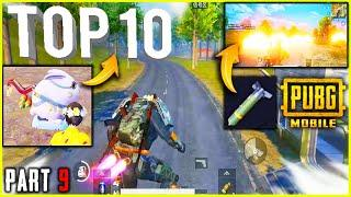 TOP 10 NEW FEATURES IN PUBG MOBILE | Part - 9 | Pubg New Update