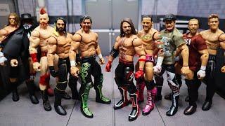 TOP 10 FAVORITE WWE WRESTLERS IN FIGURE FORM!