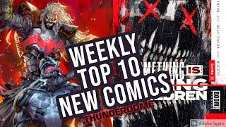 TOP 10 NEW KEY COMICS TO BUY FOR OCTOBER 21ST 2020 - NEW COMIC BOOKS REVIEWS THIS WEEK - MARVEL DC