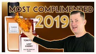 Top 10 Most Complimented Men's Fragrances of 2019 | Most Complimented Colognes