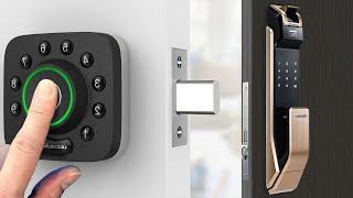 Top 7 Best Smart Door Locks 2020 for Home Most Safest Smart Lock - smart door lock -  august lock