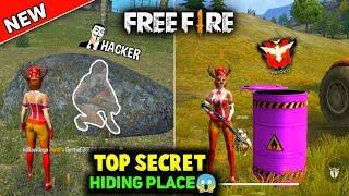 TOP NEW SECRET HIDING PLACE