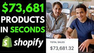 Find Winning Products In SECONDS with CEO of Ecomhunt (Product Research for Shopify Products)