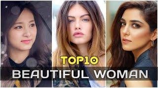 Top 10 Most Beautiful Woman in the world | Beautiful Girls | Most Desirable Woman in the world