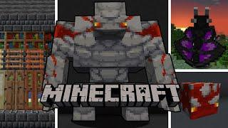Top 10 Minecraft Mods Of The Week | Buddycards, Dungeons Mobs, Shrink, Sapience & More!
