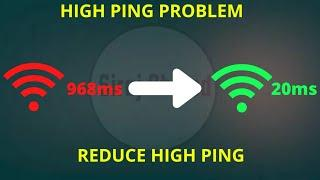PUBG mobile high ping and lag problem solution (100%)work (top 2 app)