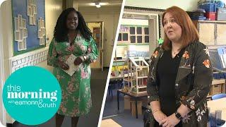 With Schools Reopening In Scotland, Are Children & Teachers Safe? | This Morning