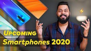 The BIGGEST Upcoming Smartphone Launches of 2020 ⚡⚡⚡ Realme, Redmi, Vivo, Oppo, Samsung & More...