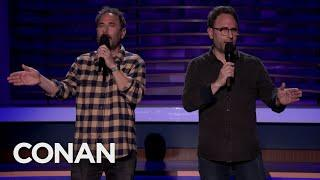 The Sklar Brothers: Raising A Dog Is Not Like Raising A Child - CONAN on TBS