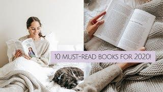 10 Books to read in 2020!