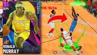 Amethyst Ronald Murray is the BEST BUDGET POINT GUARD RIGHT NOW | NBA 2K21 MyTeam
