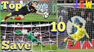 Top 10 Save That Change The Football Game / By Goalkeepers and Players ***