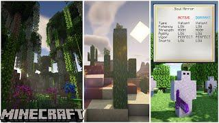 Top 10 Minecraft Mods Of The Week   Stoneholm, Buzzy Drones, Configured, Golemancy & More!
