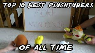 Top 10 Best PlushTubers of All Time