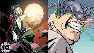 Top 10 Spider Man Villains You've Never Heard Of