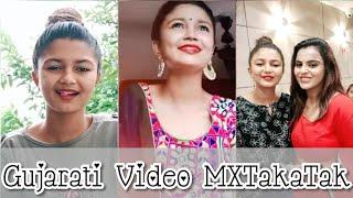 girls dance video Top 10 popular girls on #MXTakaTak in Gujarati 2020 | beautiful girls