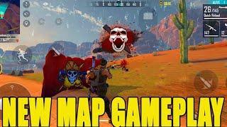 New map Gameplay tips and tricks|| new map booyah tips|| Run Gaming Tamil