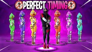 TOP 50 PERFECT TIMING MOMENTS IN FORTNITE
