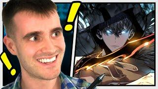 Illustrator Reacts to Manga and Manhwa Art