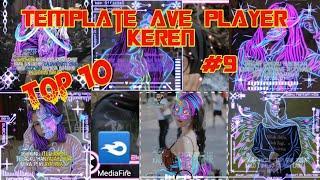 Kumpulan Template Avee Player Keren || Top 10 Template Avee Player #9