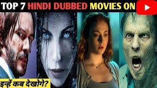 Top 7 Hollywood hindi dubbed movies available on YouTube