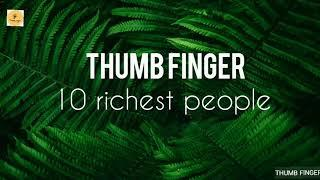 Top 10 richest people in the world 2020 | world's richest people | July 2020 | Ambani | Amazon