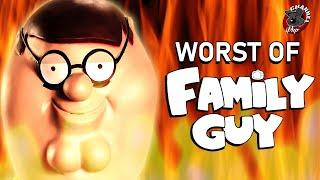 Top 10 WORST Family Guy Episodes Ever (As ranked by a pretentious liberal dog)