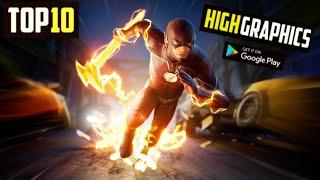 Top 10 NEW Android Games of The Month APRIL 2021 | High Graphics (Online/Offline)