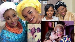 WATCH 12 Yoruba Actresses/Actors With Their Lovely Mothers