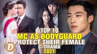 TOP 10 ASIAN DRAMA WHERE MALE CHARACTER AS BODYGUARD WHO ALWAYS PROTECT THEIR FEMALE CHARACTER