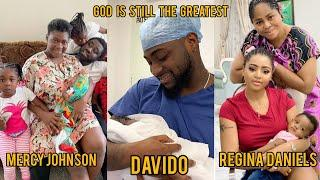 Top 10 Nigerian Celebrities That Gave Birth After Many Years ( No 2 Will Restore Your Faith )