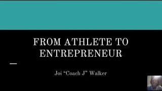 From Athlete To Entrepreneur
