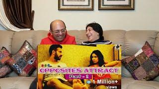 SIT | Men The Real Victims | Opposites Attract-Part-II | American Indian Couple REACTION!!