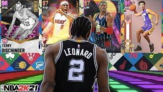 RANKING THE TOP 10 CARDS IN NBA 2K21 MyTEAM!
