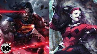 Top 10 Super Villains Too Scary For The DCEU