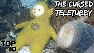 Top 10 Scary Items Found In The Trash