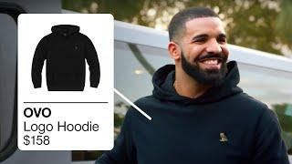 DRAKE OUTFITS IN WAR / GOD'S PLAN / HOTLINE BLING [DRAKE CLOTHES]
