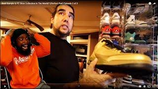 EASILY THE BEST SNEAKER COLLECTION EVER! PERFECT PAIR COLLECTION!