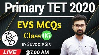 Environment Science (EVS) Important MCQ Class-5 | Primary TET Exam Preparation 2020 | Bong Education