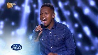 Top 16 Group A: Mr Music – 'All I Could Do Was Cry' – Idols SA | S16 | Live Shows