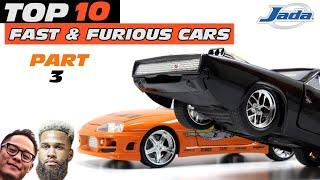 Top 10 Fast & Furious Cars of All Time Part 3