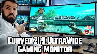 Perfekter Monitor für PS5, Xbox Series X & PC Gaming? LG 38GL950G-B UltraGear Curved 21: 9 UltraWide