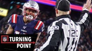 How The Patriots Lost Control in Week 14 | NFL Turning Point
