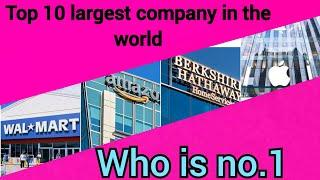 Top 10 largest company in the world | Top 10 biggest company in the world | top 10 company |#t4top10