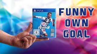 FIFA 19 Funny Own Goal Glitch ; WORST REFEREE DECISIONS EVER