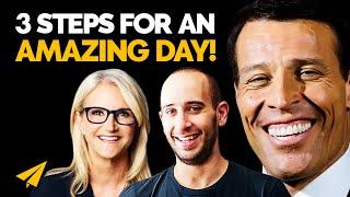 SIMPLE HABITS that Will CHANGE Your LIFE! | Tony Robbins | #Entspresso