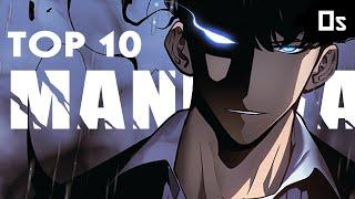 Top 10 Manhwa Series You Shouldn't Miss ON!