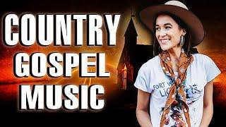 Top Classic Christian Country Gospel Songs With Lyrics - Best Old Country Gospel Hymns Playlist